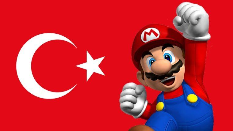 Nintendo Switch, artık resmi olarak ülkemizde de satılacak