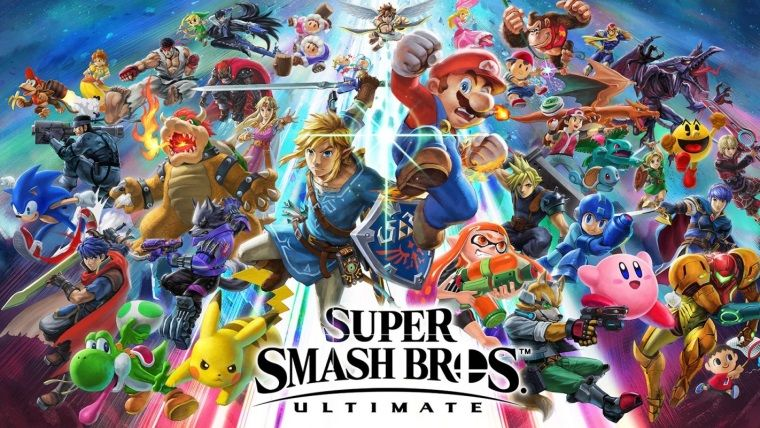Super Smash Bros. Ultimate, Japonya satış listesinin zirvesinde