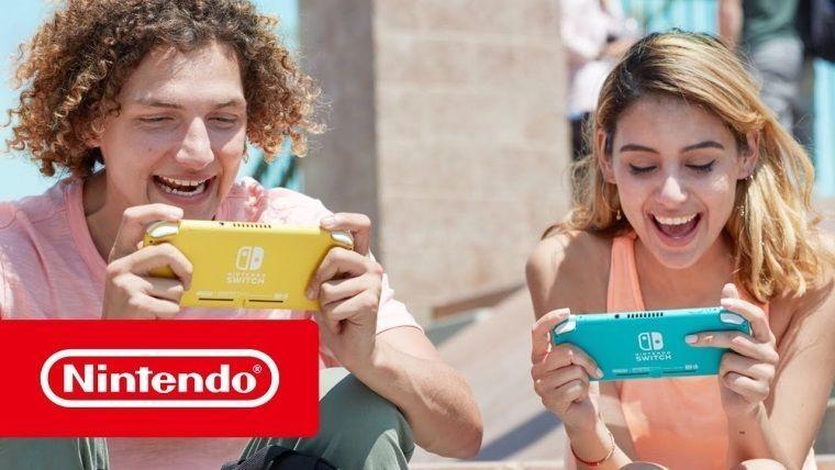 Amazon, Nintendo Switch Lite'ın ön siparişlerini başlattı