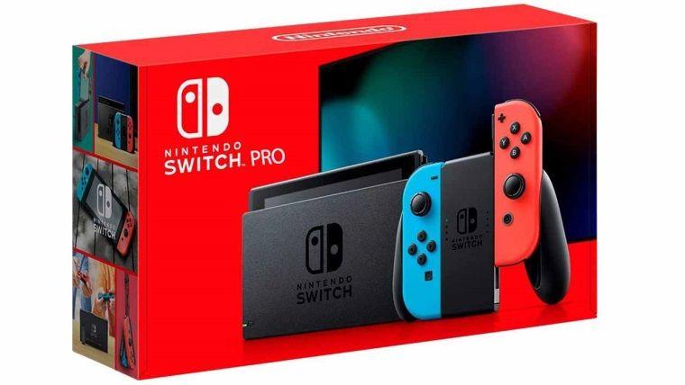 Nintendo Switch Pro E3 fuarında duyurulabilir