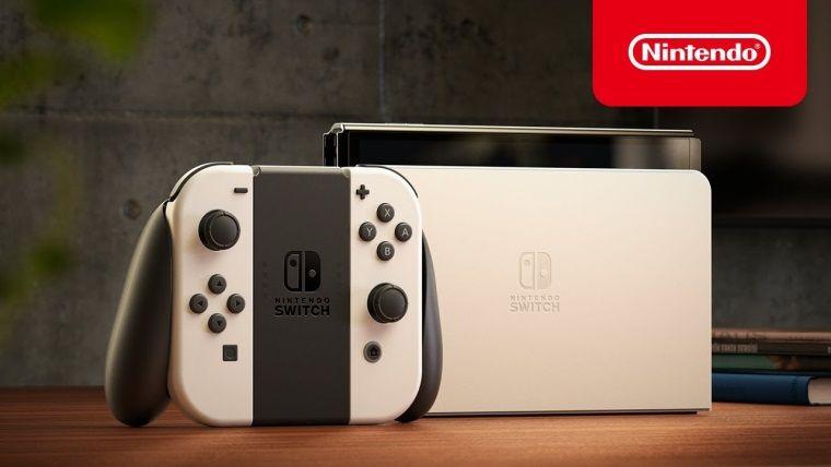 Nintendo Switch OLED modeli geliyor