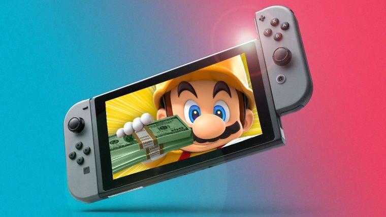 Nintendo Switch satış rakamı ile PS3'ü geride bıraktı