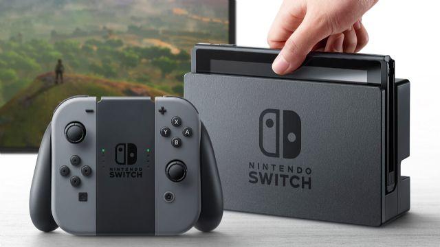 Nintendo Switch oyunlarında donanım engeli