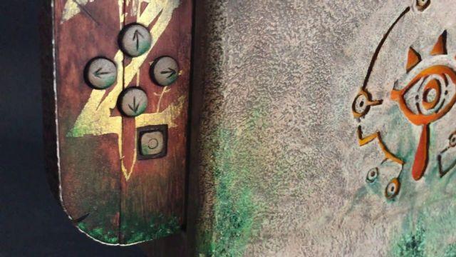 Zelda temalı Switch hayallerinizi süsleyen konsol olabilir