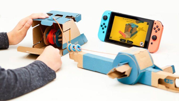 Nintendo, Labo'nun her yaştan insanı eğlendireceğinden emin