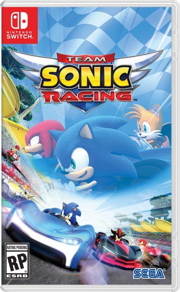 Nintendo Switch için geliştirilen Team Sonic Racing ortaya çıktı