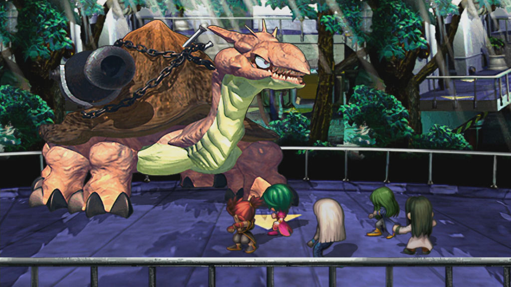 Saga Frontier Remastered released for all consoles