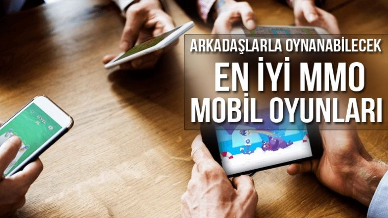 En iyi MMO mobil oyunları - Android ve iOS