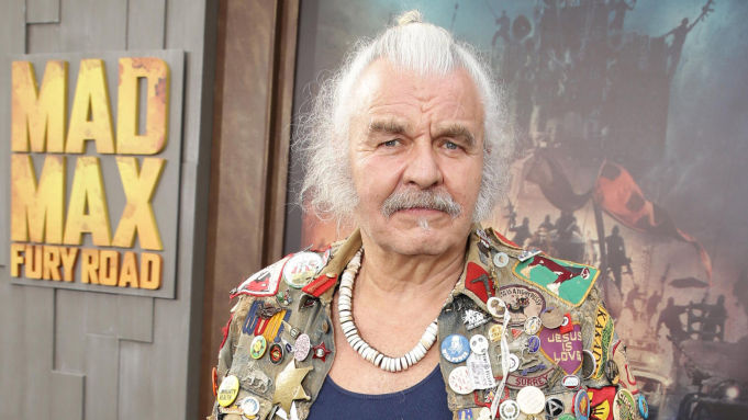 Mad Max oyuncularından Hugh Keays-Byrne hayatını kaybetti