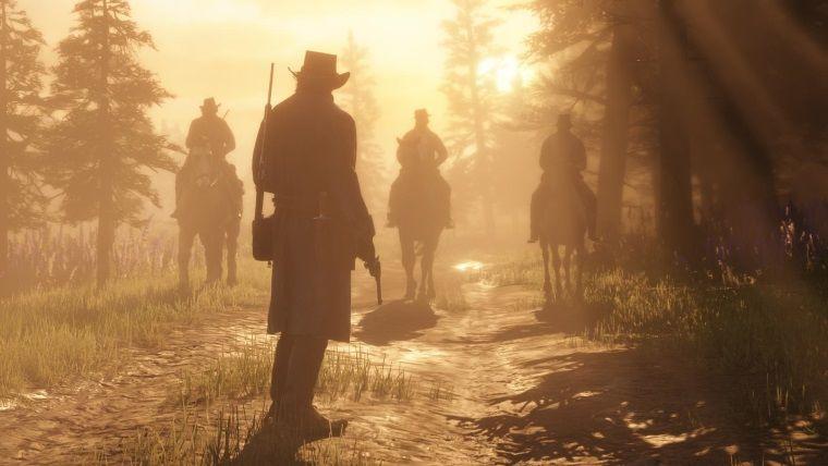 Red Dead Redemption 2'nin fragmanı daha ilk günden rekora koşuyor