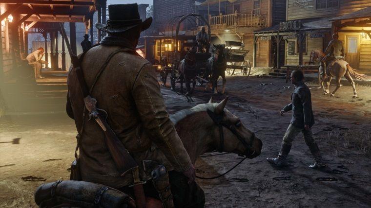 Red Dead Redemption 2'de sahip olacağımız atlar özel olacak