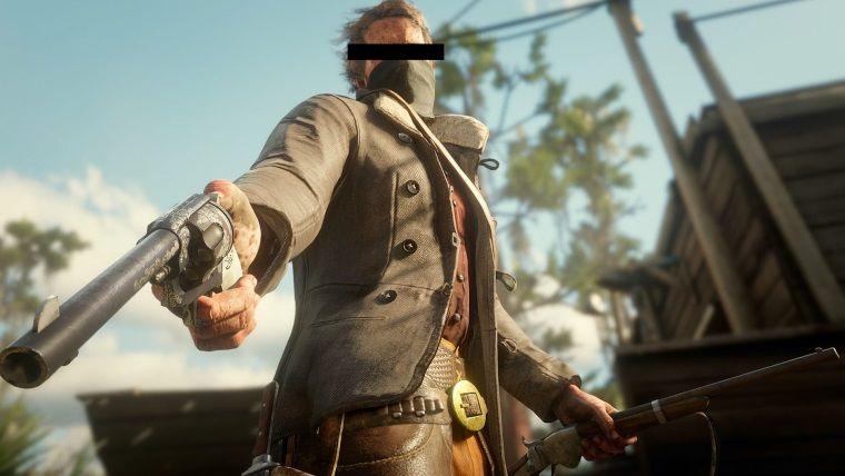 Red Dead Redemption 2'nin Japonya sürümü sansüre yenik düştü