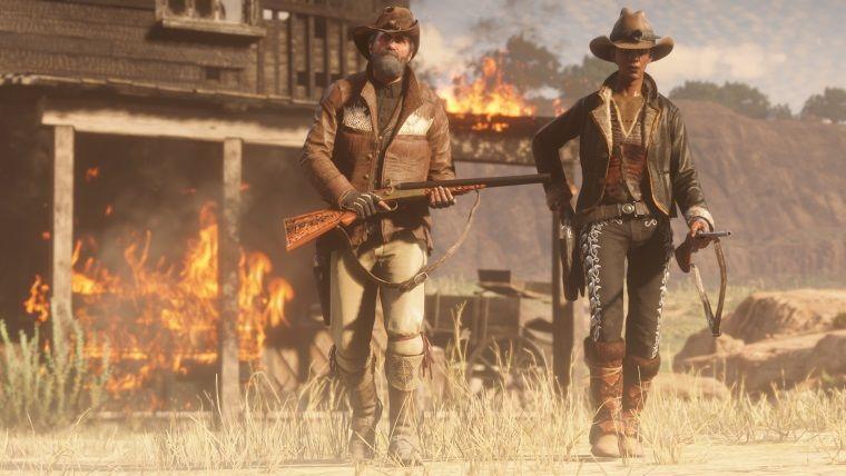 Take Two'dan Red Dead Online ve GTA Online karşılaştırması