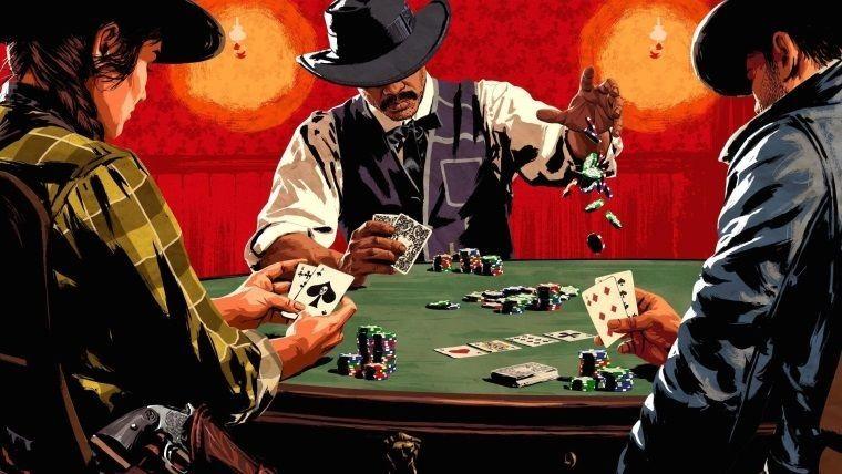 Red Dead Online'a gelen Poker modu bazı ülkelerde yasaklandı