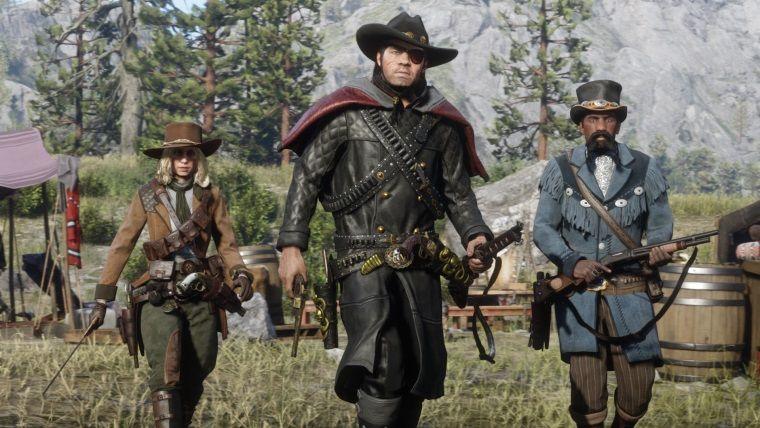 Red Dead Online'a ödül avcılığı geliyor