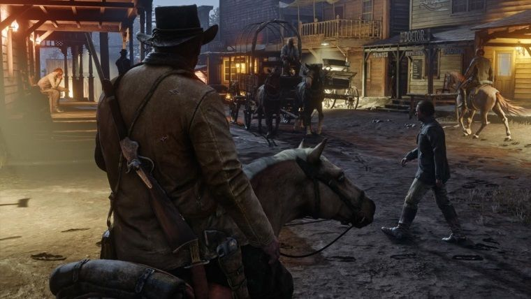 Red Dead Redemption 2'nin fiyatı ve sistem gereksinimleri açıklandı
