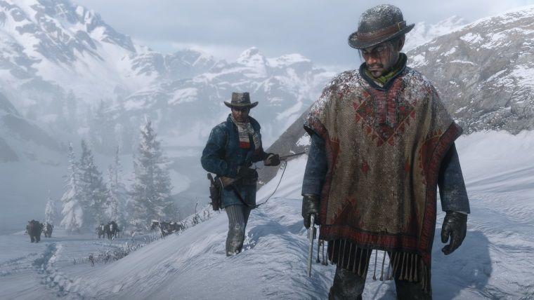 Red Dead Redemption 2 Steam'de yayınlandı