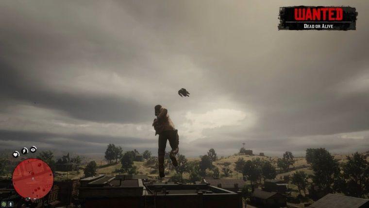 Red Dead Redemption 2 modu Arthur'u süper insan yapıyor