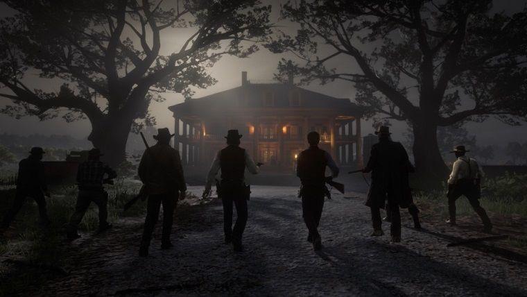 Red Dead Redemption 2 Türkçe yama için baskın videosu geldi