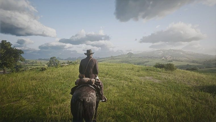 Red Dead Redemption 2 grafiklerinde sınırları zorladılar