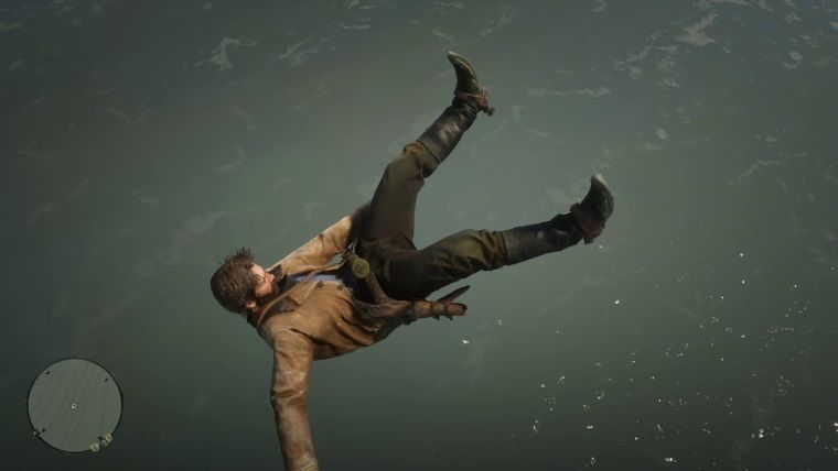 Red Dead Redemption 2'de çok enteresan bir bug bulundu