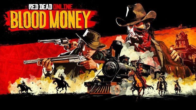 Red Dead Online Blood Money güncellemesi duyuruldu