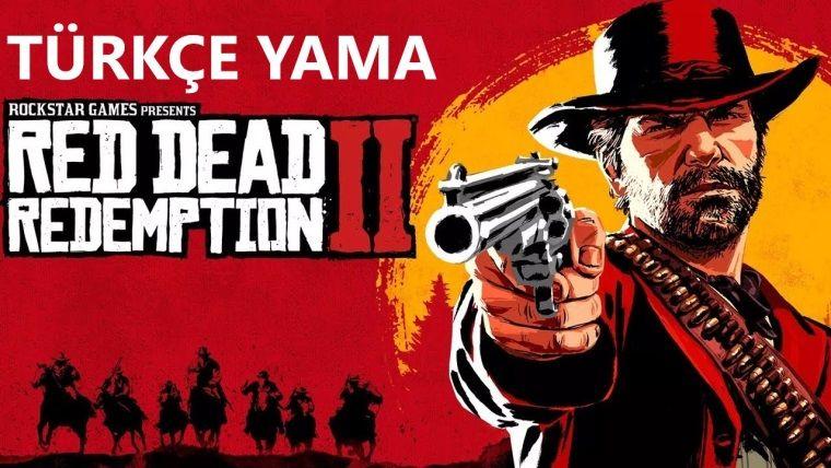 Red Dead Redemption 2 Türkçe yama dosyaları sızdırıldı