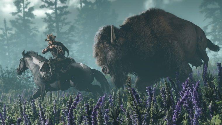 Red Dead Online oyuncuları başıboş atların saldırısına uğruyor