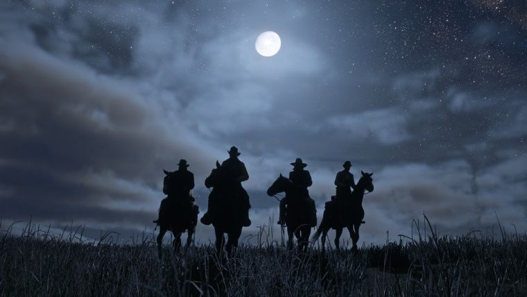 Red Dead Redemption 2'de Battle Royale modu olacak!