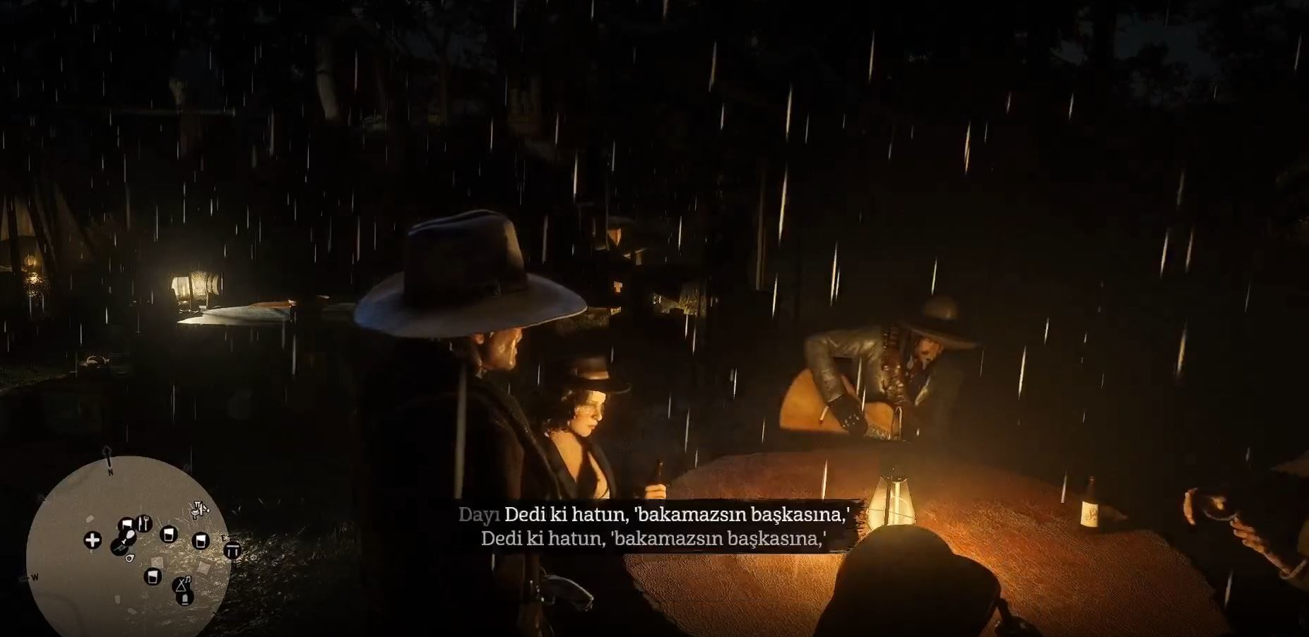 Red Dead Redemption 2 Turkish patch files leaked
