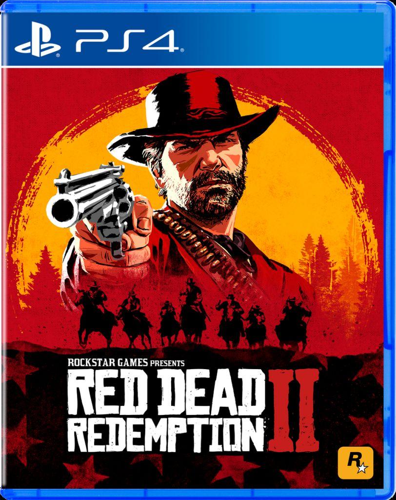 Red Dead Redemption 2'nin resmi kutu tasarımı belli oldu