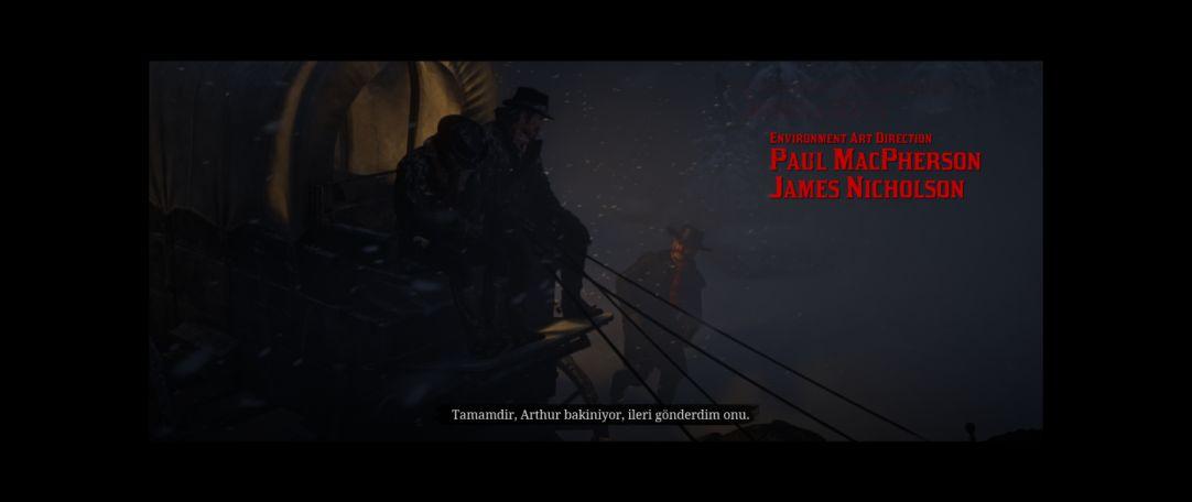Red Dead Redemption 2 Türkçe yaması yakında
