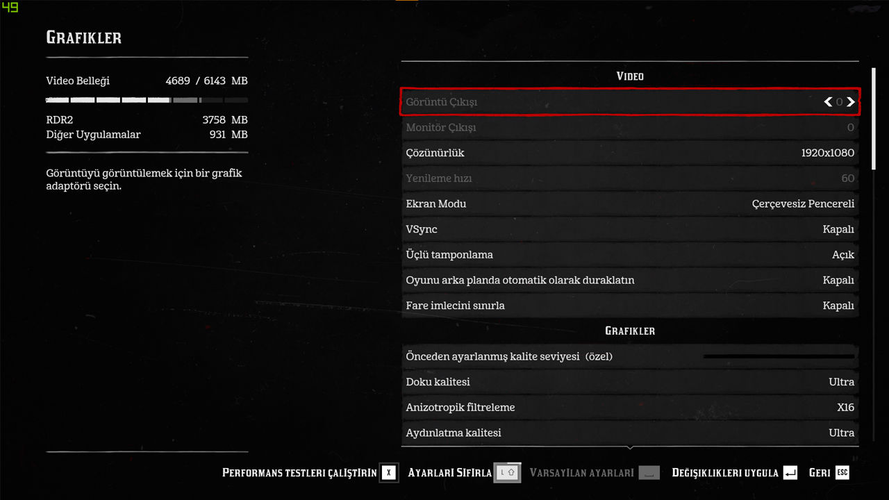 RDR2 Turkish patch installation guide