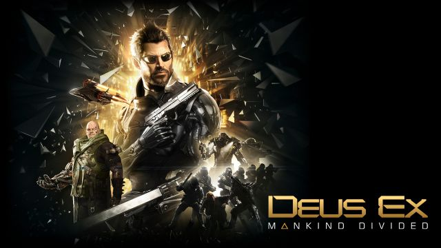 Deus Ex Mankind Divided'dan grafik karşılaştırma videosu geldi!