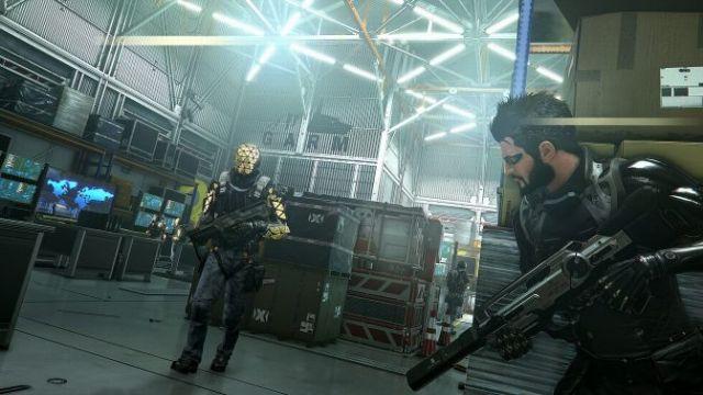 Deus Ex: Mankind Divided'ın DirectX 12 yaması bugün geliyor