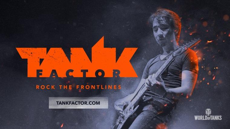 Wargaming, Müzik Yarışması Tank Factor'u Duyurdu