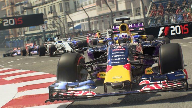 F1 2015'e, Humble Bundle üzerinden ücretsiz sahip olabilirsiniz