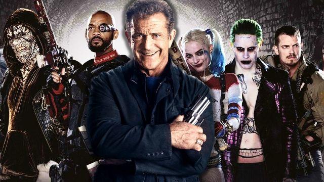 Mel Gibson, Suicide Squad 2'yi yönetebilir!