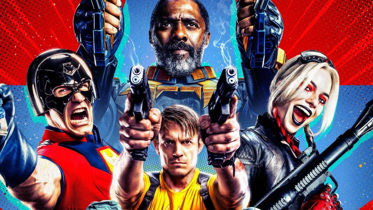 The Suicide Squad filminin aksiyon dolu fragmanı yayınlandı