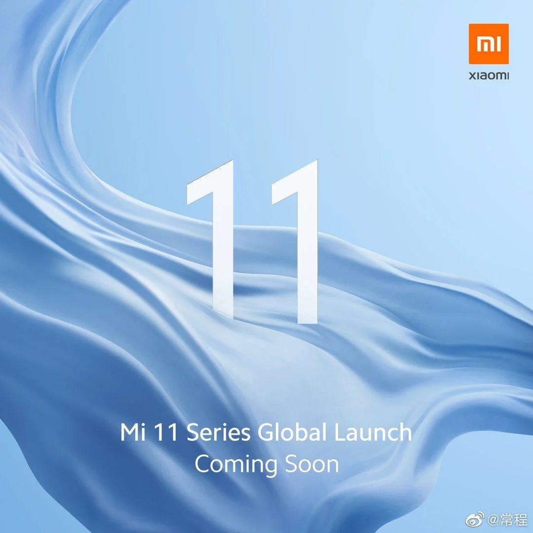 Xiaomi Mi 11, global pazara açılıyor
