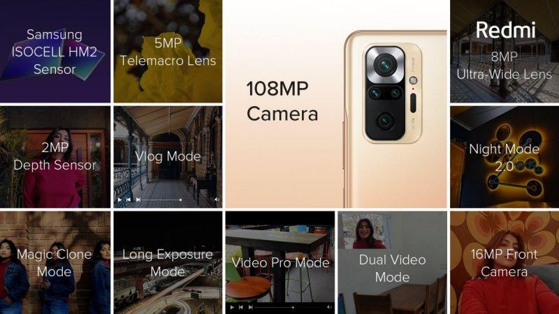 Xiaomi Redmi Note 10 serisi tanıtıldı