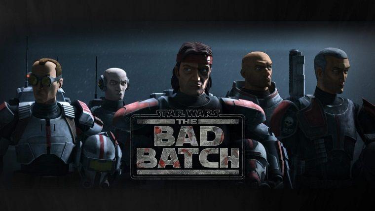 Star Wars: The Bad Batch dizisi için fragman yayınlandı
