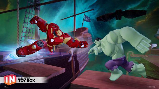 Disney Karakterlerinin Yeni Oyunu Disney Infinity Geliyor