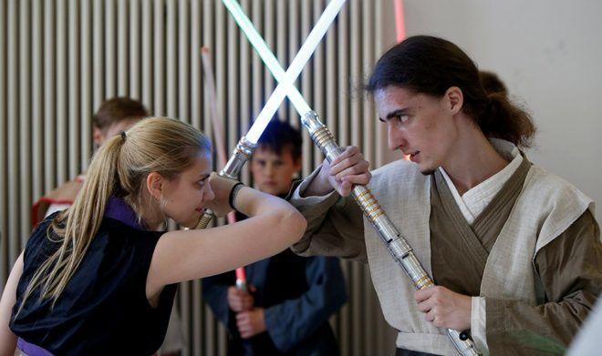 Jedi olmak isteyenler için özel bir eğitim akademisi açıldı