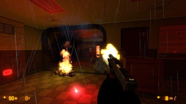 Popüler hayran yapımı bir mod olan Black Mesa güncellendi