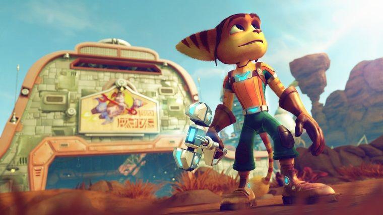 Ratchet & Clank PS5 sürümü 60FPS çalışacak