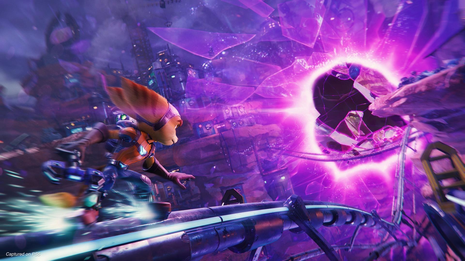 Ratchet & Clank: Rift Apart'ın yeni oynanış videosu yayınlandı