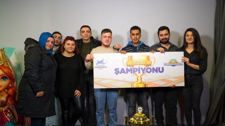 Türkiye Paramanya Turu şampiyonu belli oldu