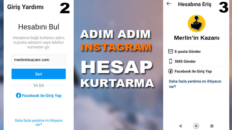 How to get back a stolen Instagram account?  account recovery