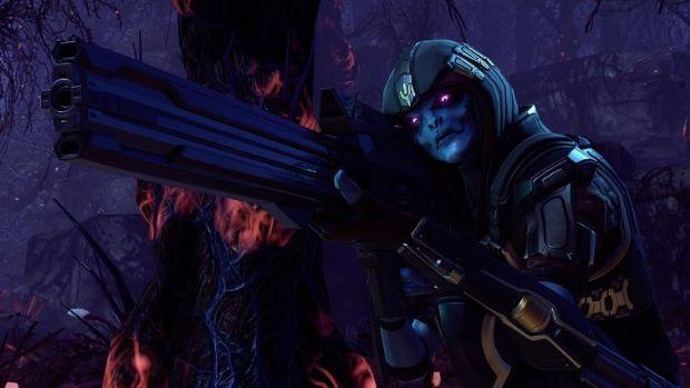 War of the Choosen DLC'sine yeni bir karakter eklendi